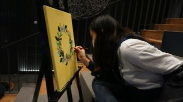 Gangnam Painting Class